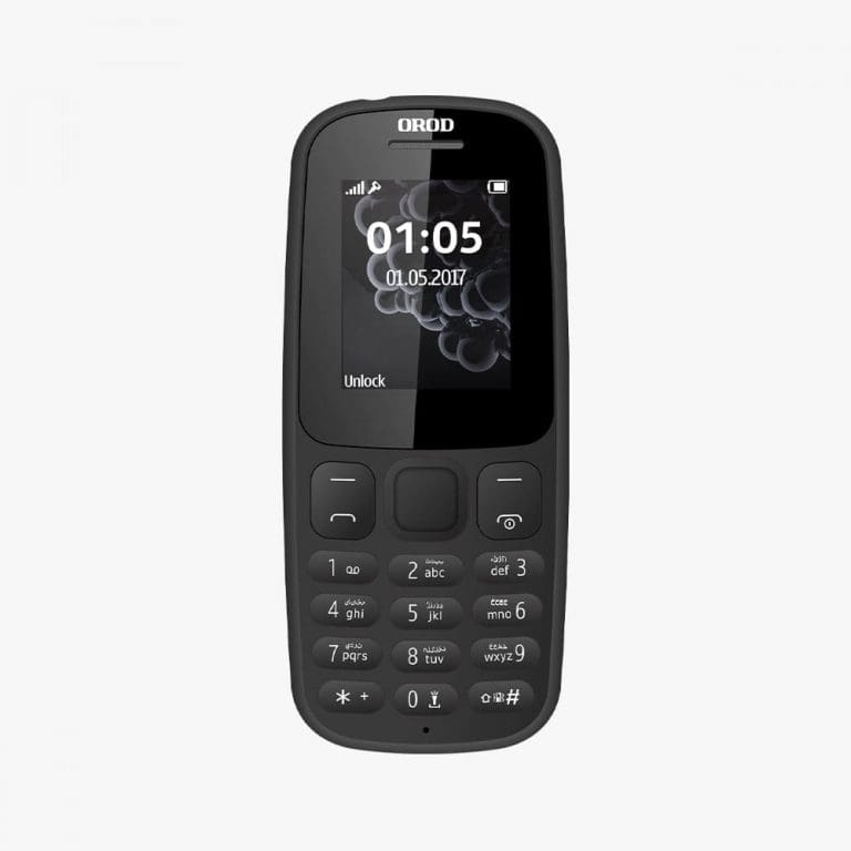 گوشی موبایل OROD 105C دو سیم کارت