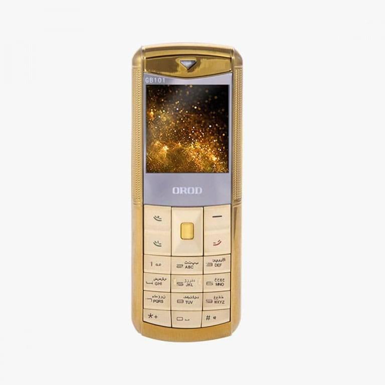 گوشی موبایل OROD GB101 دو سیم کارت
