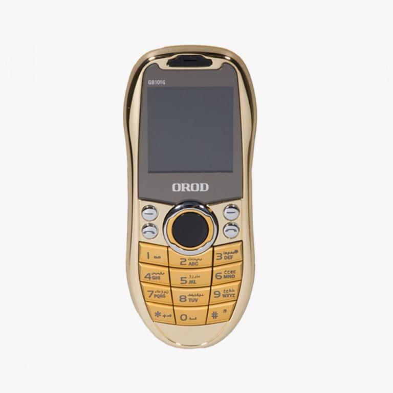 گوشی موبایل OROD GB101G دو سیم کارت