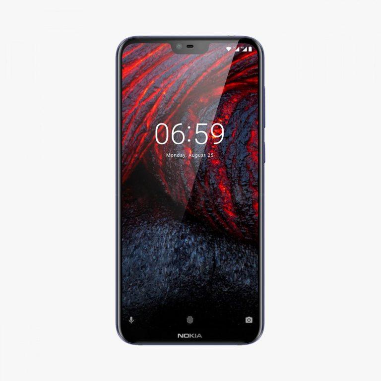 گوشی موبایل نوکیا مدل plus 6.1 دو سیم کارت ظرفیت ۶۴ گیگابایت