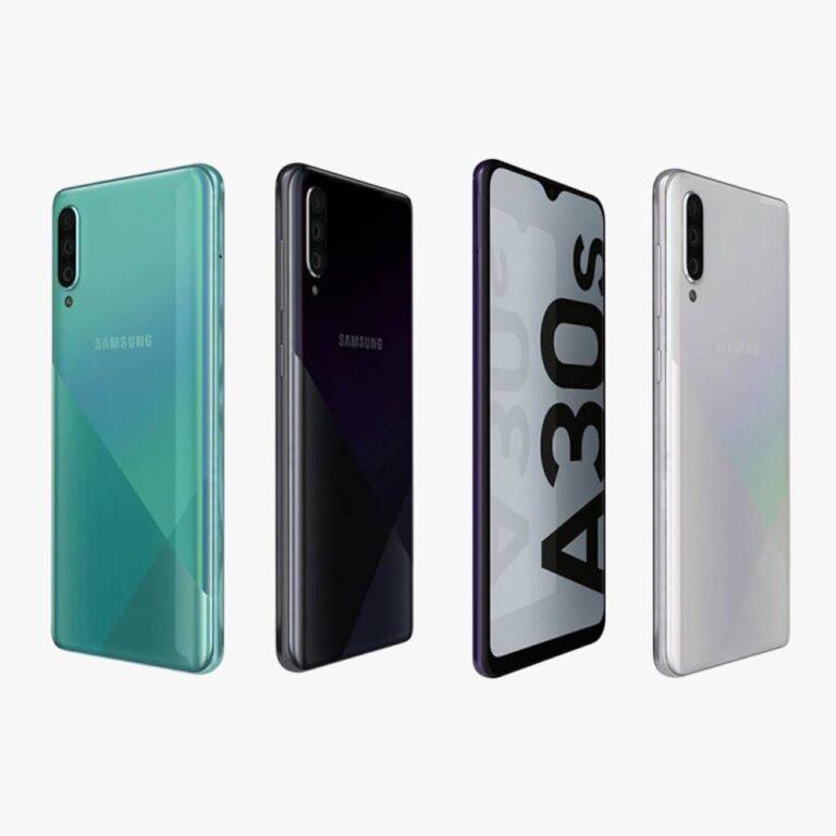 گوشی موبایل سامسونگ Galaxy A30s دو سیم کارت ظرفیت 64 گیگابایت