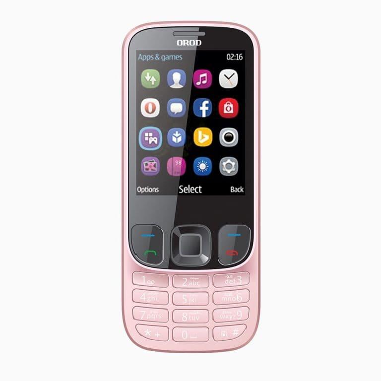 گوشی موبایل OROD 6303 دو سیم کارت