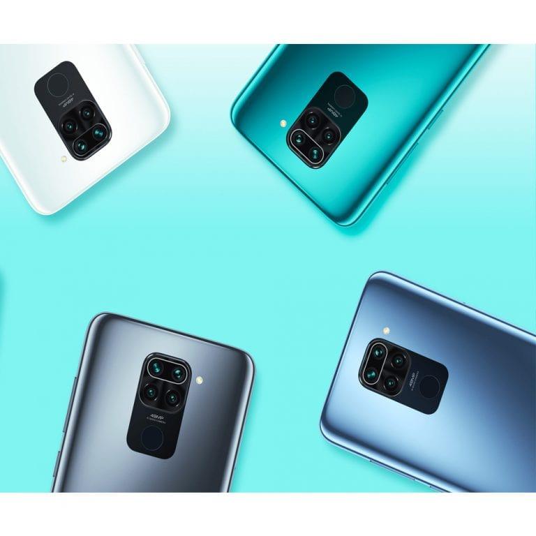 گوشی موبایل شیائومی Redmi Note 9 M2003J15SG NFC ظرفیت 64 گیگابایت و رم 3 گیگابایت