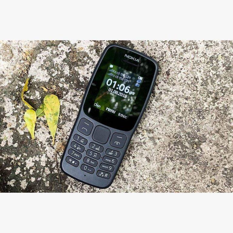 گوشی موبایل نوکیا (2018) 106 دو سیم کارت