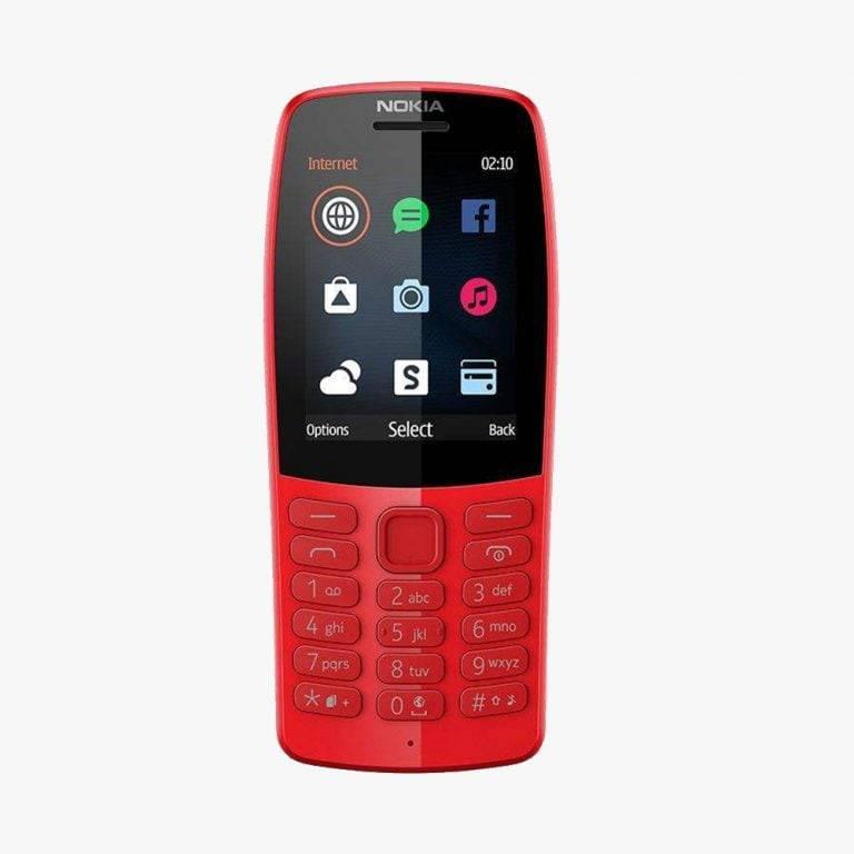 گوشی موبایل نوکیا 210 دو سیم کارت