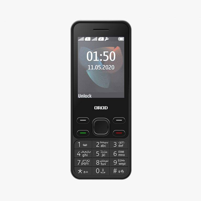 گوشی موبایل OROD 150 دو سیم کارت