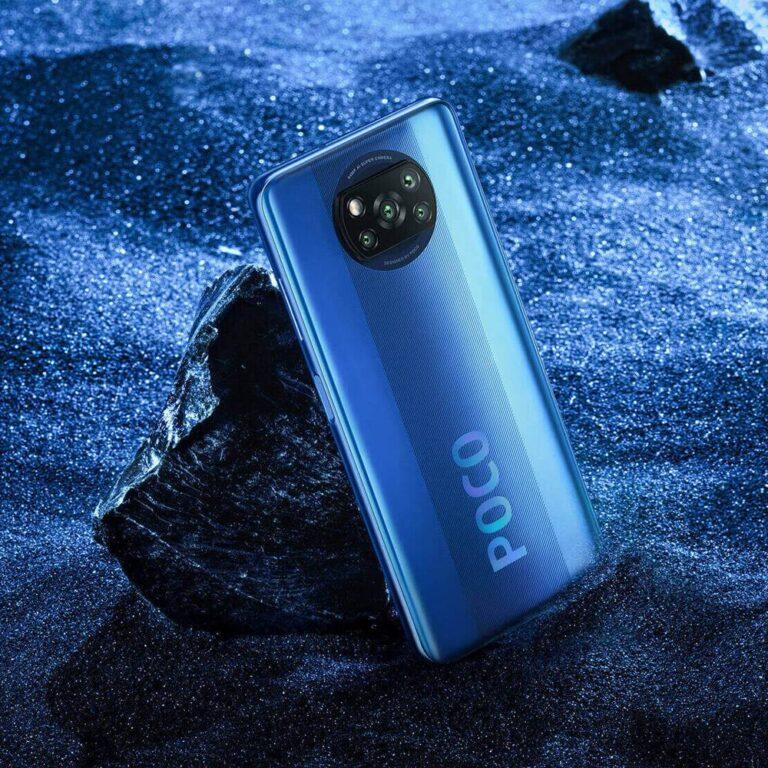 گوشی موبایل شیائومی POCO X3 NFC M2007J20CG ظرفیت 64 گیگابایت و رم 6 گیگابایت