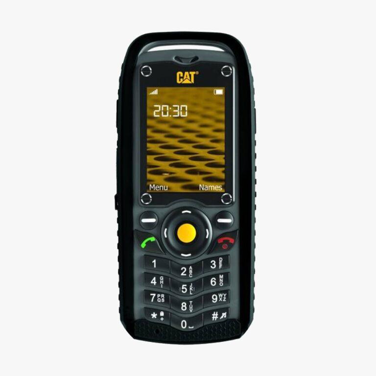 گوشی موبایل کاترپیلار مدل B25