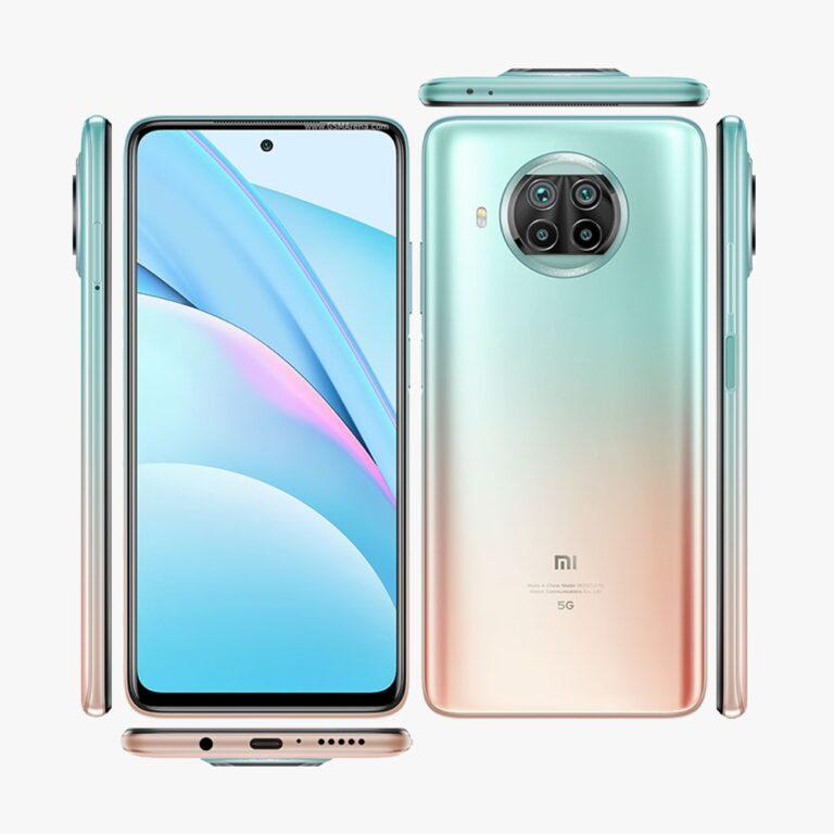 گوشی موبایل شیائومی Mi 10T Lite 5G M2007J17G ظرفیت 64 گیگابایت و رم 6 گیگابایت