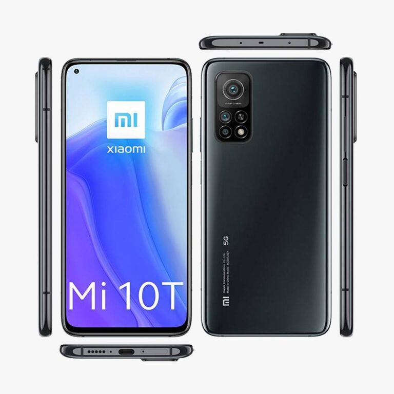 گوشی موبایل شیائومی Mi 10T 5G M2007J3SY ظرفیت 128 گیگابایت و رم 6 گیگابایت