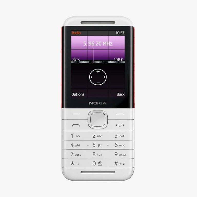 گوشی موبایل نوکیا 5310 دو سیم کارت