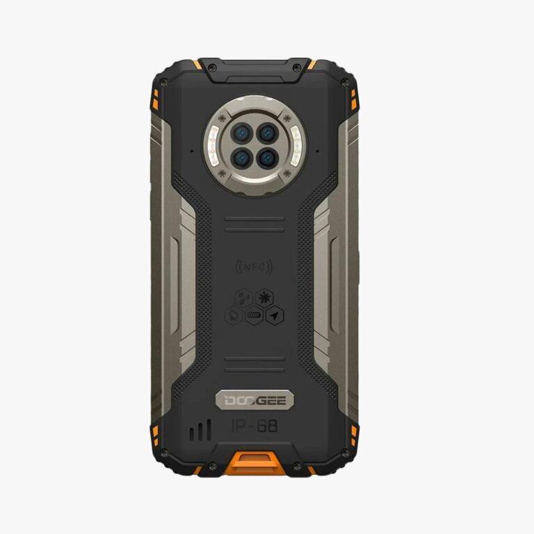 گوشی موبایل دوجی مدل S96 Pro ظرفیت 128 گیگابایت و رم 8 گیگابایت