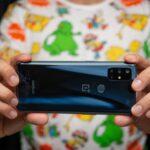گوشی موبایل وان پلاس Nord N10 5G BE2029 ظرفیت 128 گیگابایت و رم 6 گیگابایت
