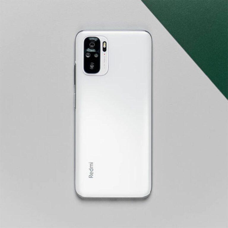 گوشی موبایل شیائومی Redmi Note 10 M2101K7AG ظرفیت 64 گیگابایت و رم 4 گیگابایت