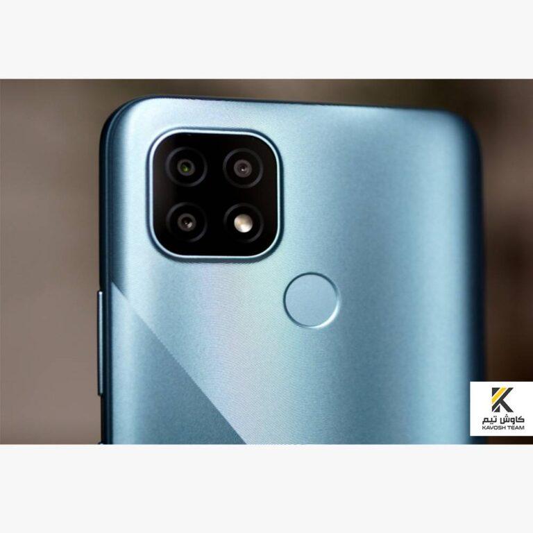 گوشی موبایل ریلمی Realme C21 RMX3201 ظرفیت 64 گیگابایت و رم 4 گیگابایت