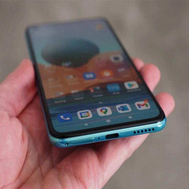 گوشی موبایل شیائومی Mi 11 Lite 5G M2101K9G ظرفیت 128 گیگابایت و رم 6 گیگابایت