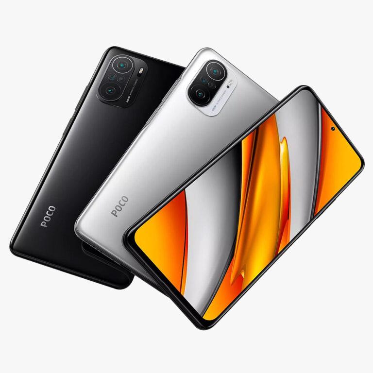 گوشی موبایل شیائومی Poco F3 M2012K11AG ظرفیت 256 گیگابایت و رم 8 گیگابایت