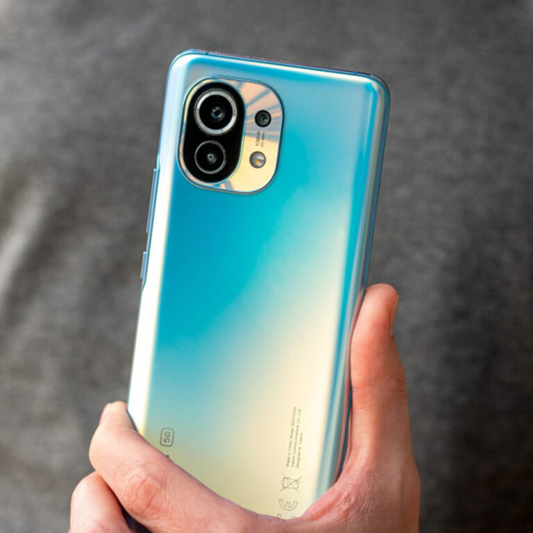 گوشی موبایل شیائومی Mi 11 5G M2011K2G ظرفیت 256 گیگابایت و رم 8 گیگابایت