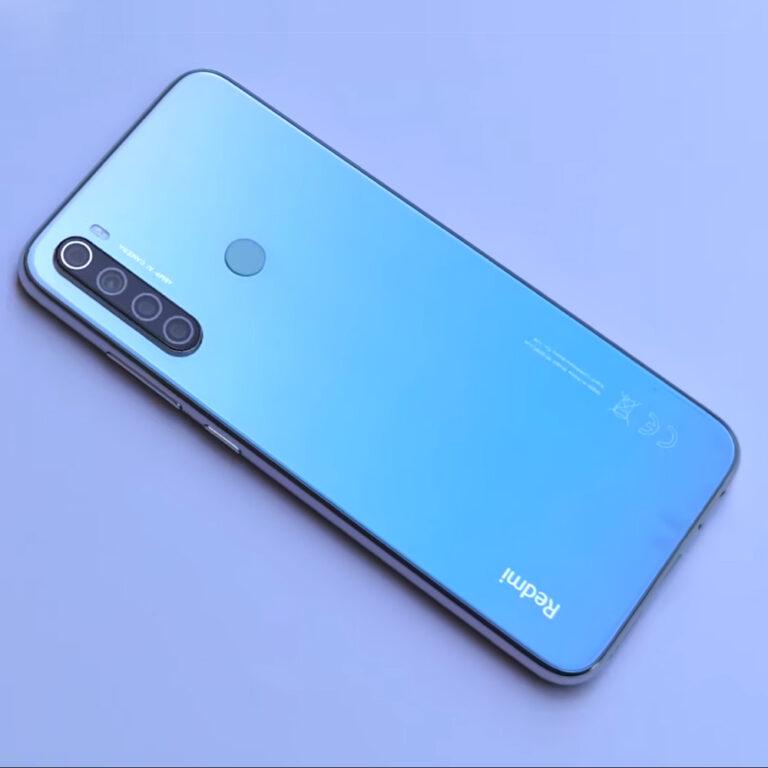 گوشی موبایل شیائومی Redmi Note 8 2021 M1908C3JGG ظرفیت 64 گیگابایت و رم 4 گیگابایت