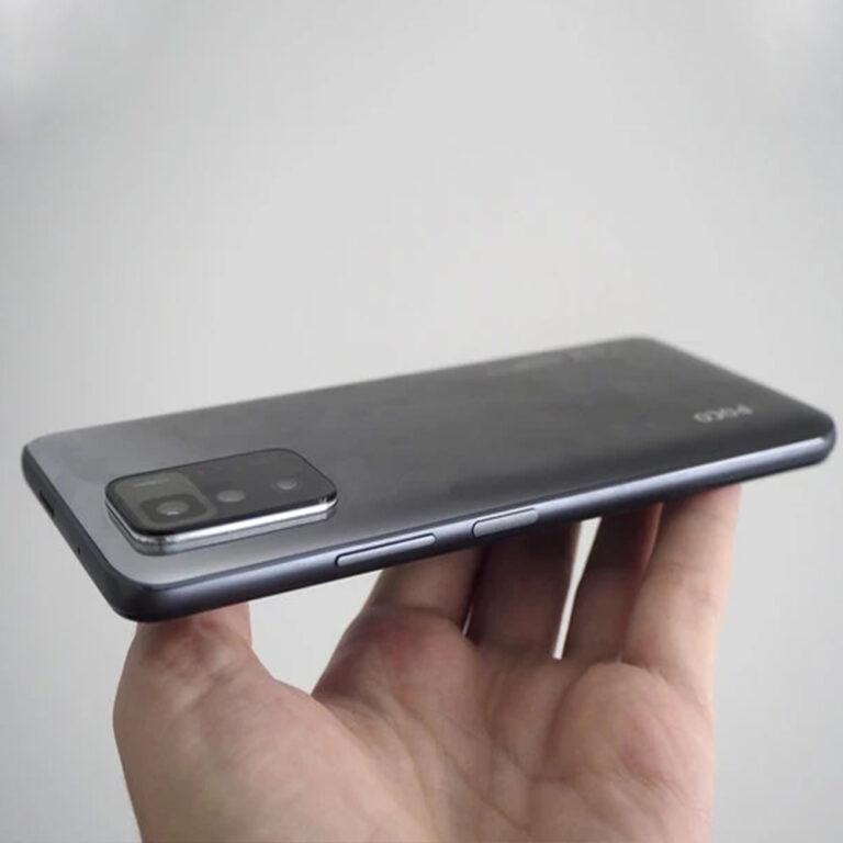 گوشی موبایل شیائومی POCO X3 GT 5G 21061110AG ظرفیت 256 گیگابایت و رم 8 گیگابایت